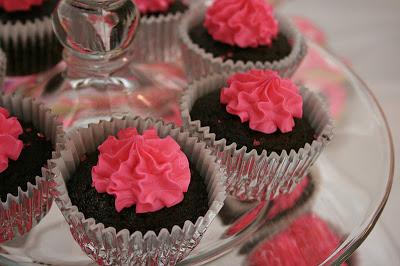 rock start cupcakes
