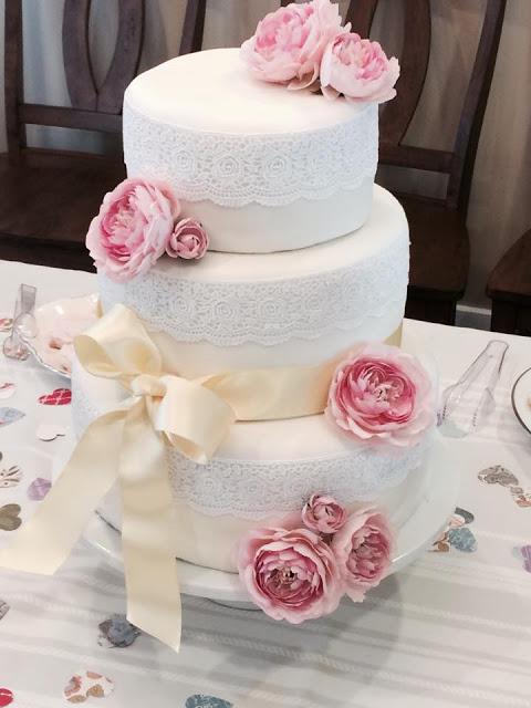 Madsen Wedding Cake